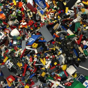 4 Pounds Of Legos | Free Shipping!